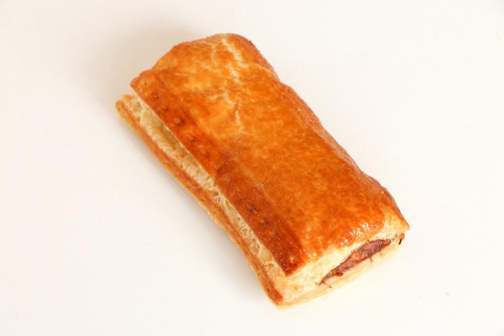 Saucijzen broodje